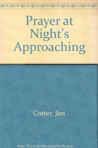 9780853054191: Prayer at Night's Approaching