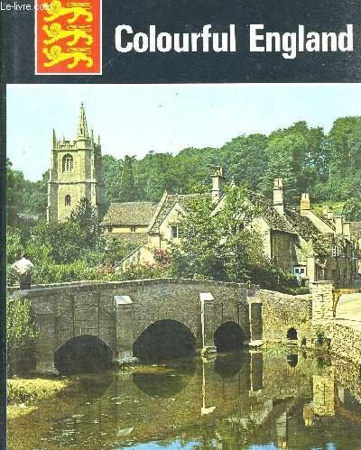 9780853063438: Colourful England
