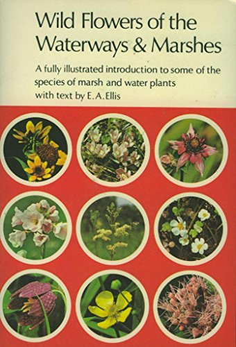 9780853063483: Wild Flowers of the Waterways and Marshes (Cotman-color)