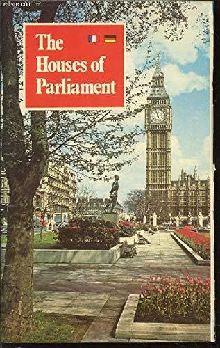 9780853064732: Houses of Parliament (Cotman House)