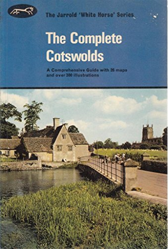 The Complete Cotwolds (The Jarrod 'White Horse' Series): PETER TITCHMARSH, DAVID ...
