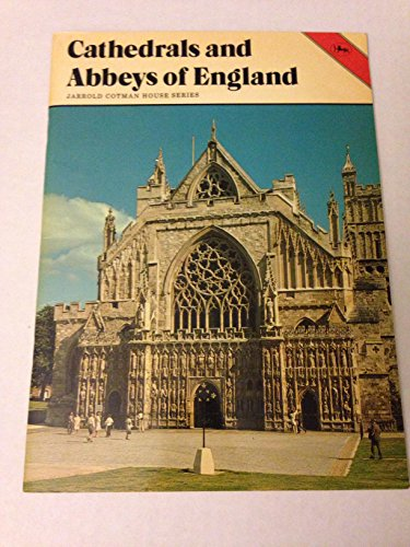 9780853069348: Cathedrals and Abbeys of England (Cotman House)