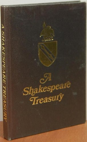 9780853069461: A Shakespeare Treasury (The Shakespeare collection)