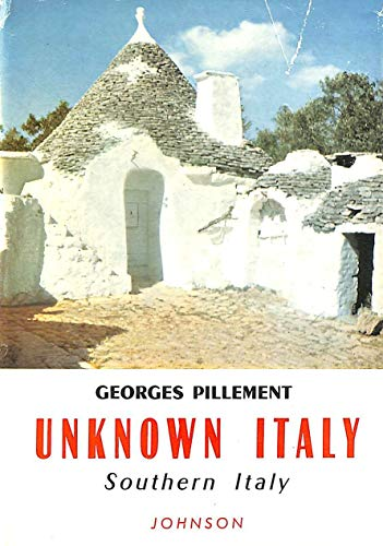 Unknown Italy, Southern Italy: GEORGES PILLEMENT
