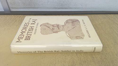 9780853071327: Memories of the British Raj: Soldier in India