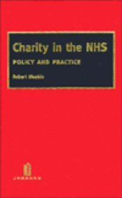 9780853084921: Charity and the NHS