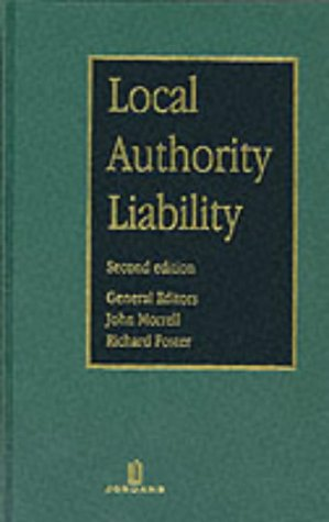Local Authority Liability Second Edition: John Morrell
