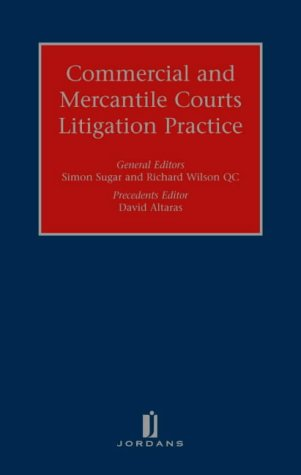 9780853088080: Commercial and Mercantile Courts Litigation Practice