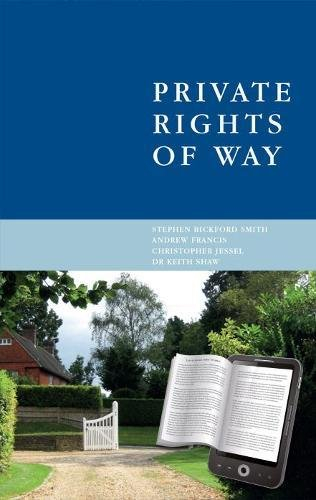 Private Rights of Way: Stephen Bickford-Smith