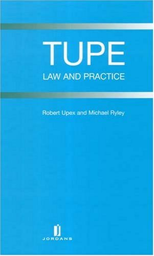 9780853088622: TUPE: Law and Practice