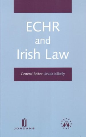 9780853089261: ECHR and Irish Law