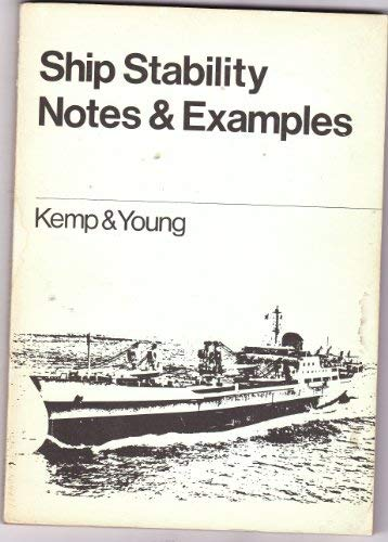9780853090427: Ship Stability Notes and Examples (Nautical Text Books)
