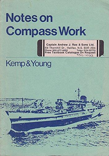 9780853090465: Compass Work (Nautical Text Books)