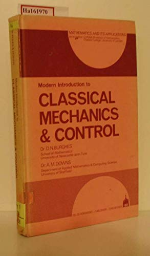 9780853120391: Modern Introduction to Classical Mechanics Control (Mathematics and its Applications)