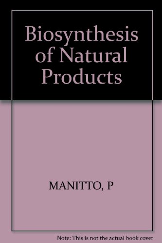 9780853120629: Biosynthesis of Natural Products