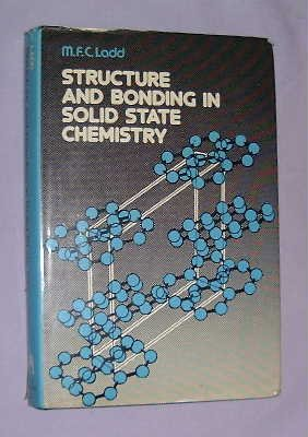 9780853120957: Structure and Bonding in Solid State Chemistry