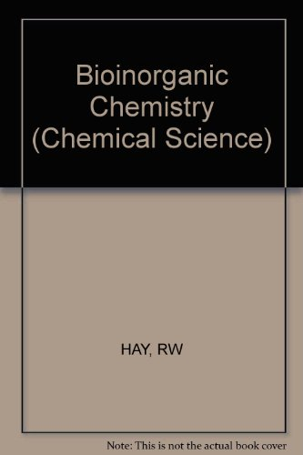 9780853122005: Bioinorganic Chemistry (Chemical Science)