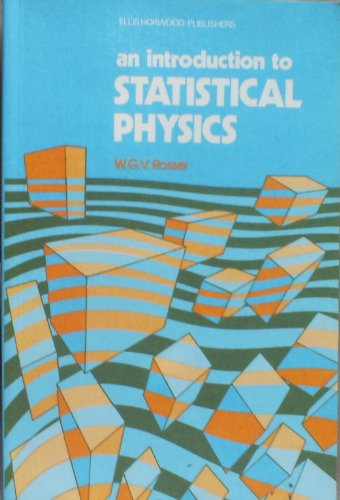 9780853122722: Introduction to Statistical Physics (Mathematics and its Applications)
