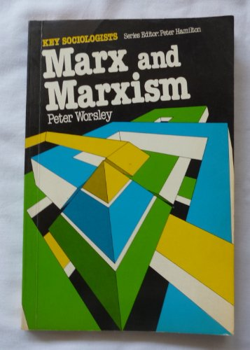 9780853123750: Marx and Marxism (Key Sociologists)