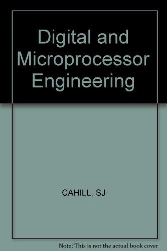 9780853124122: Digital and Microprocessor Engineering