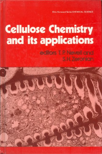 9780853124634: Cellulose Chemistry and Its Applications (Ellis Horwood series in chemical science)