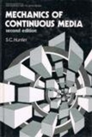9780853125709: Mechanics of Continuous Media (Mathematics and its Applications)
