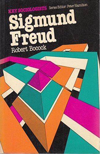 9780853125808: Sigmund Freud (Key Sociologists)