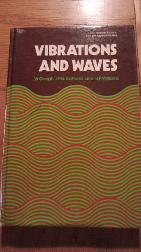 9780853125815: Vibrations and Waves (Pure & Applied Physics)