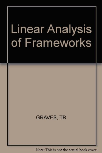 9780853126140: Graves Smith Linear Analysis of Frameworks