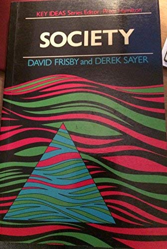 9780853128526: Society (Key Ideas)