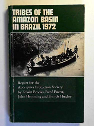 9780853142096: Tribes of the Amazon Basin in Brazil
