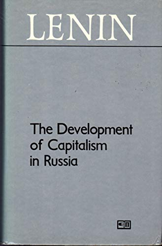 9780853150350: The Development of Capitalism in Russia (Other Works & Anthologies of Lenin)