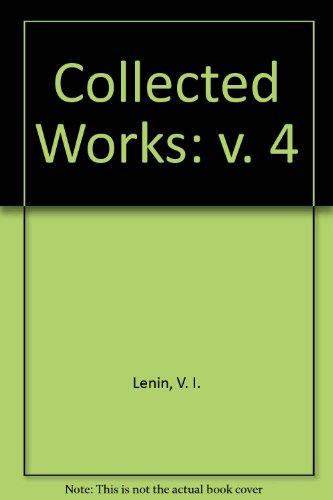9780853150787: Collected Works: v. 4