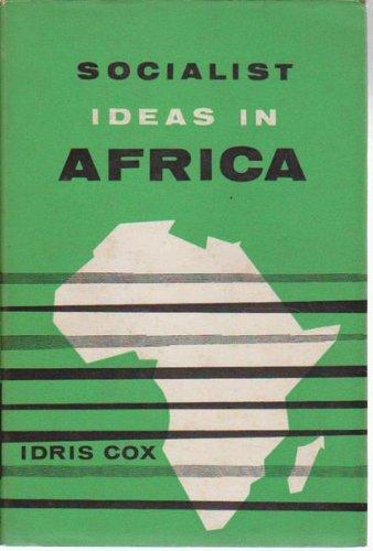 9780853151616: Socialist Ideas in Africa