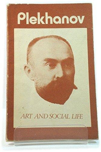 Art and Social Life: Plekhanov, G.V.
