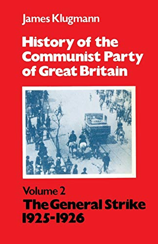 History of the Communist Party of Great: Klugmann, James
