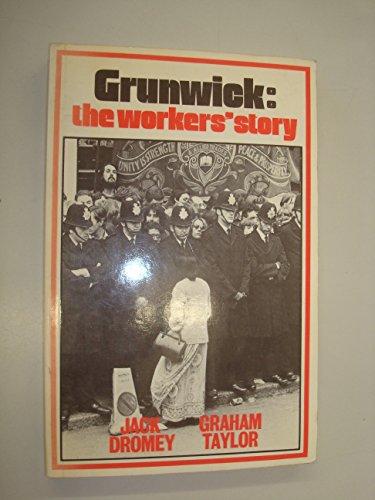 9780853154136: Grunwick: The Workers' Story