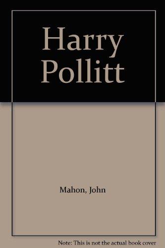 9780853154655: Harry Pollitt