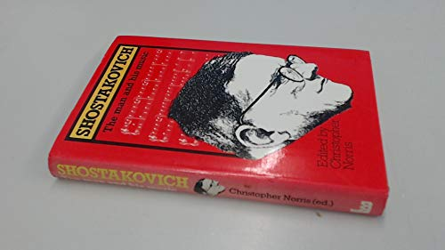 9780853155027: Shostakovich: The Man and His Music