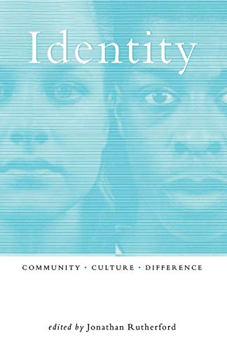 9780853158714: Identity: Community, Culture and Difference: Community, Culture, Difference