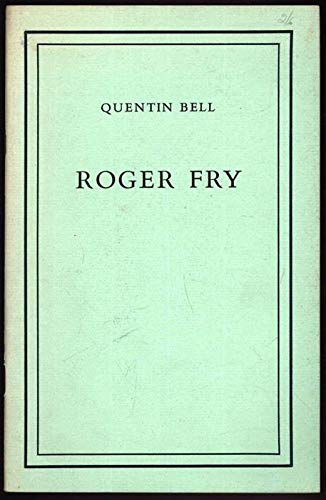 Roger Fry (085316035X) by Bell Q