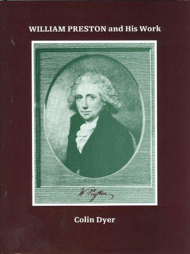 9780853181491: William Preston and His Work
