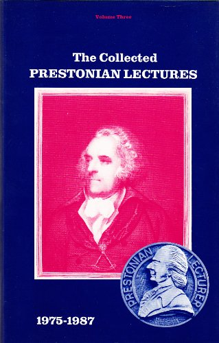 9780853181576: The Collected Prestonian Lectures: v. 3