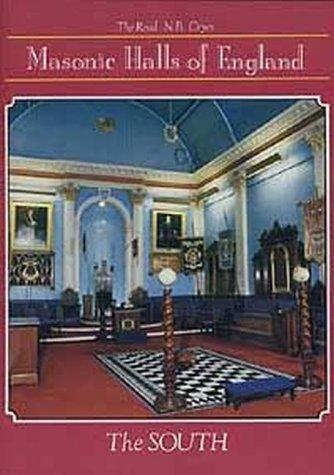 9780853181637: Masonic Halls of England - The South