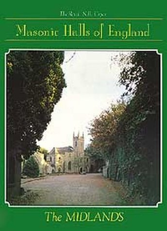 9780853181644: Masonic Halls of England: the Midlands