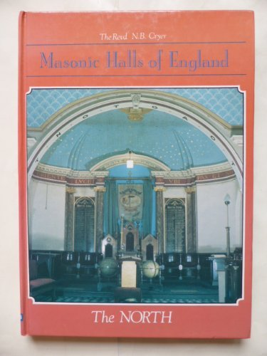 9780853181651: Masonic Halls of England : THE NORTH