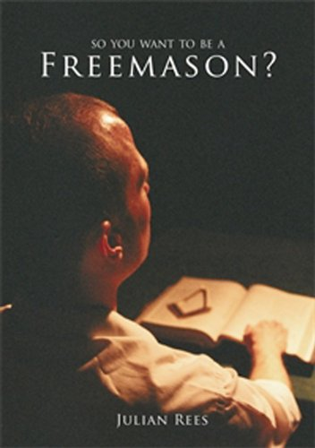 9780853183259: So You Want to be a Freemason?
