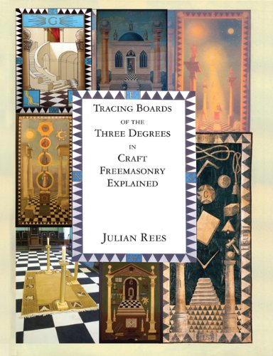 9780853183341: Tracing Boards of Three Degrees in Craft Freemasonry Explained