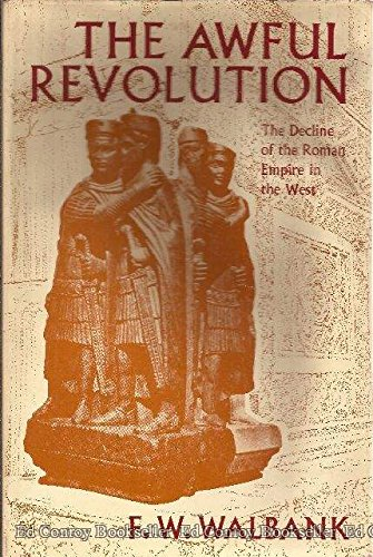 9780853230304: Awful Revolution: Decline of the Roman Empire in the West