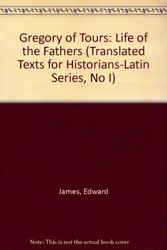 9780853231158: Life of the Fathers (Translated texts for historians - Latin series)